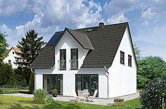 Flair 113 Solar - Ökostrom vom eigenen Dach! - Mit der Erfahrung von mehr als 21.000 gebauten Häusern und den 3 Hausbauschutzbriefen hat Town & Country seit Mai 2007 Ihr Solarhaus im Angebot. Das ist die clevere Wahl für Ihr Eigenheim. Die umweltfreundliche, eigene Energieerzeugung sorgt dafür, dass die Investition für Ihr neues Eigenheim von Town & Country zu einigen Teilen von der Sonne bezahlt wird. ...