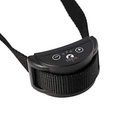 PaiPaitek Rechargeable 5 Level Adjustable Shock Static Dog Bark Stop Collar No Barking Collar Dog Training Collar System For Small Or Medium Dogs >>> Click image to review more details.Note:It is affiliate link to Amazon.