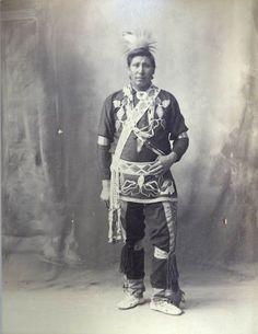 Omaha man – 1898