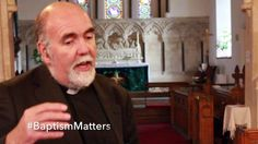 Baptism is about grace #BaptismMatters