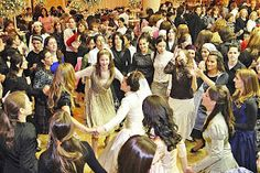 Jewish Wedding Dance Can Include A Number Of Traditional Dances Interspersed Between Contemporary And