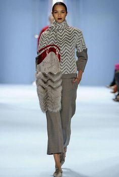 Carolina Herrera se mueve al ritmo del agua con su nueva colección en Nueva York (via Bloglovin.com )