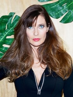 Supermodel Carol Alt Refuses Photoshop, Thanks To Her Raw Diet #Refinery29 PHOTOGRAPHED BY JENS INGVARSSON.