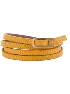 FENDI - bracelet with gold buckle 1
