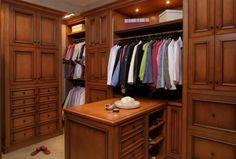 Custom Master Closet Ideas and Its Amazing Touch: Small Custom Master Closet Ideas ~ clusterfree.com Best of Design Inspiration
