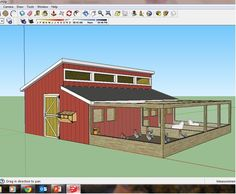 Building a Chicken Coop I'm planning my barn - Nigerian Dwarf Dairy Goats More Building a chicken coop does not have to be tricky nor does it have to set you back a ton of scratch.