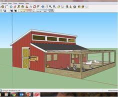 I'm planning my barn – Nigerian Dwarf Dairy Goats