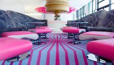 Un hotel digno de Willy Wonka