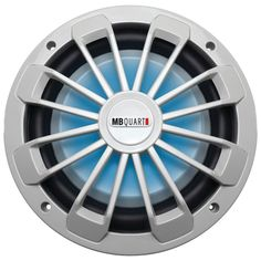 "Mb Quart Nautic Series 10"" 600-watt Shallow Subwoofer (with Led Illumination)"