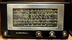 Hallicrafters 5R10 receiver.
