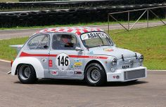 Abarth - South Africa - Jerry Spaans - RIP