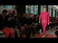 Richard James SS15 at London Collections Men