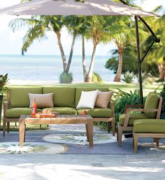Talk About A Tropical Paradise We Could Stay Here All Day Homedecorators Com