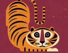 "Confira este projeto do @Behance: ""Telegramme Paper Co. Wildlife Collection"" https://www.behance.net/gallery/29071399/Telegramme-Paper-Co-Wildlife-Collection"