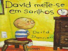 david mete-se em sarilhos