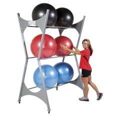 8 Best Rack Holders Storage Fitness Gym Ball Racks Images On