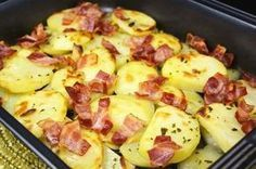 Nutrition Classes Near Me Jack Food, Perfect Baked Potato, Whole Food Recipes, Cooking Recipes, Bacon, Spanish Dishes, Veggie Patch, Food Decoration, Healthy Nutrition