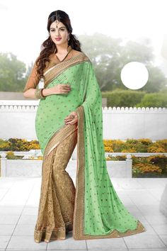 #‎designer‬ ‪#‎sarees‬ @  http://zohraa.com/green-faux-georgette-saree-z2849p142-2010-136.html ‪#‎celebrity‬ ‪#‎zohraa‬ ‪#‎onlineshop‬ ‪#‎womensfashion‬ ‪#‎womenswear‬ ‪#‎bollywood‬ ‪#‎look‬ ‪#‎diva‬ ‪#‎party‬ ‪#‎shopping‬ ‪#‎online‬ ‪#‎beautiful‬ ‪#‎beauty‬ ‪#‎glam‬ ‪#‎shoppingonline‬ ‪#‎styles‬ ‪#‎stylish‬ ‪#‎model‬ ‪#‎fashionista‬ ‪#‎women‬ ‪#‎lifestyle‬ ‪#‎fashion‬ ‪#‎original‬ ‪#‎products‬ ‪#‎saynotoreplicas‬