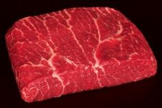Flat Iron Steak Looseness Continues on the Inside