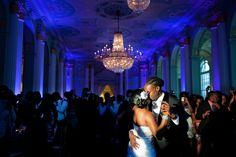 Biltmore Hotel wedding  #weddingreceptions @Wedding Sophisticate #Weddingdj #DjMarkBattle #OneSoundandEnt