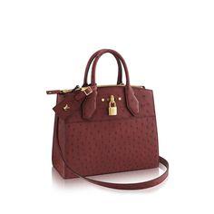City Steamer PM via Louis Vuitton  Louisvuittonhandbags Women s Handbags 4c61e3ec241c1