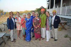 Children's Beach House holds Bollywood Beach BBQ - CapeGazette.com #FansnStars