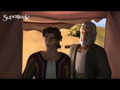 Joseph receives his coat of many colors from his father, Jacob. Coat Of Many Colors, Joseph, Crime, Blessed, Sisters, Colorful, Eat, Youtube, Painting