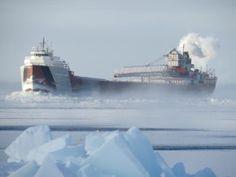 Clark Bloswick ~Mackinac Island News and Views New Years Day 2014.....⚓️