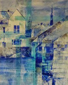 Znalezione obrazy dla zapytania bridge painting colour