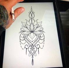 Cherry Tattoos - The Reasons Why Men and Women Choose Cherry Tattoo Designs Revealed! Neue Tattoos, Body Art Tattoos, Tattoo Drawings, Small Tattoos, Sleeve Tattoos, Cool Tattoos, Tatoos, Mandala Tattoo Design, Tattoo Designs