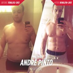 Visit www.prozis.com for more information on bodybuilding and sports nutrition Andre Pinto #Portugal #Evolution #bodypositive #weight-loss #plan #extreme #makeover #before #after #results #body #Prozis #workout #fitness #losing #weight #train #transformation #exercise #effort #gym #bodybuilding #motivation #train #results #beautiful #body #positive #photo #fitspo #transformation #fitspiration