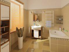 Multi Neutral Bathroom Design