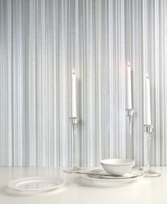 $48.25 Price per roll (per m2 $9.23), Glamorous  wallpaper, Carrier material: Non-woven wallpaper, Surface: Smooth, Look: Matt, Design: Stripes, Basic colour: Grey tones, Grey white, Silver shimmer, Pattern colour: Grey tones, Grey white, Silver shimmer, Characteristics: Good lightfastness, Low flammability, Strippable, Paste the wall, Wash-resistant