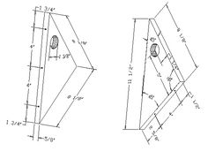 Side Mounted Birdhouse Plans With Side Entrance Hole