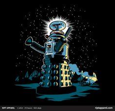 TV T-Shirt - Exterminate the Robinsons!! - RIPT Apparel