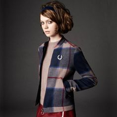 fred perry laurel wreath collection