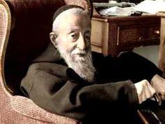 San Leopoldo Mandic, frate cappuccino che esercitò in modo straordinario il ministero della confessione sacramentale.