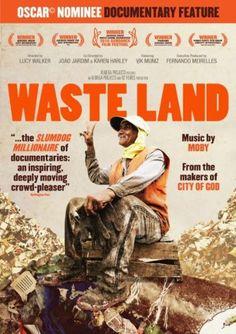 Waste Land [DVD] [2010]: Amazon.co.uk: Lucy Walker: Film & TV