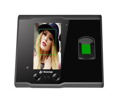 Color 4.3 inch TFT LCD  Face capacity 3000  Fingerprint capacity 5000  Hight Resolution Optical (>_600 DPI)  Communication TCP/IP/Wifi (Optional)/Rs485/3G  2 imported Ultra bright lamp two high definition camera  Cloud data supported (Optional)