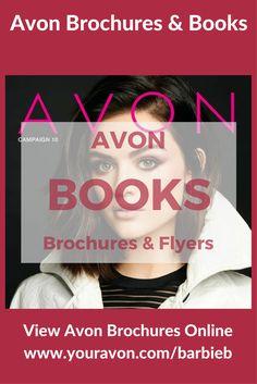 View Avon Brochures Books Online Avon Brochures Avon Outlet Clearance Flyer Home Decor