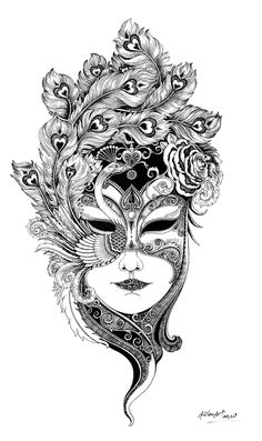 Tattoo girl face sketch behavior ideas for 2019 - # - tattoo girl face sketch . - Tattoo Girl Face Sketch Behance Ideas for 2019 – # – Tattoo Girl Face Sketch Behance Id - Girl Face Drawing, Doodle Art Drawing, Zentangle Drawings, Mandala Drawing, Pencil Art Drawings, Art Drawings Sketches, Mandala Art, Zentangles, Ganesha Tattoo Lotus