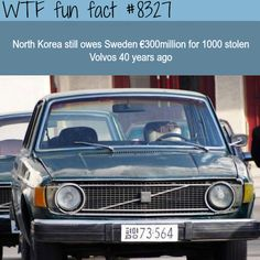 North Korea owes Sweden more than $300 million - SUBSCRIBE TO OUR CHANNEL ON YOUTUBE