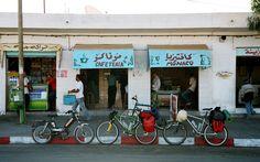 rusch radelt | Tunesien