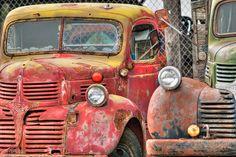 Old trucks (imagesbyfrank via Flickr)