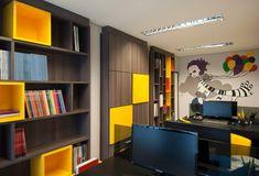 Linea Mobili - Móveis planejados para Home Offices