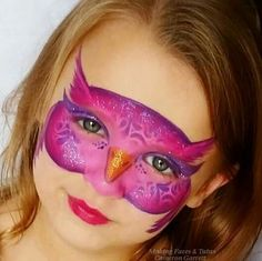 126 best images about FacePainting -Animals -Birds on Pinterest ...