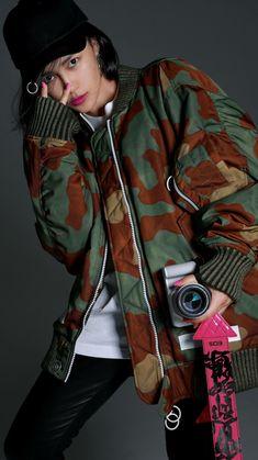 Camo, Boss, Bomber Jacket, Jackets, Fashion, Camouflage, Down Jackets, Moda, Fashion Styles