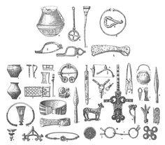 BALTS: Sudovians and Yotvingians, c. 2th-6th centuries // Sudawowie i Jaćwingowie - kultura sudowska http://dd.boo.pl/windaki_/images/zabytki%20Sudowia.pdf