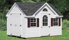 12 x 14 elite victorian shed | home storage sheds colors accessories site preparation shed repairs