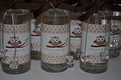 HOME SPRAY– LEMBRANCINHA DE MATERNIDADE by LE SCRAP Criacoes, via Flickr